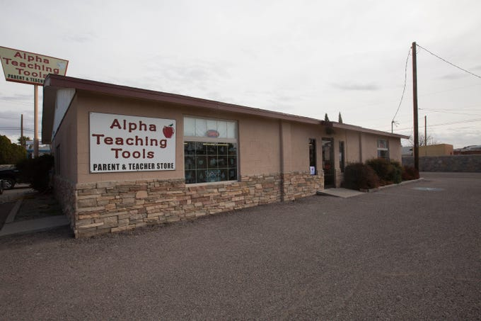 Alpha Teaching Tools is located at 1114 E. Lohman Avenue in Las Cruces.