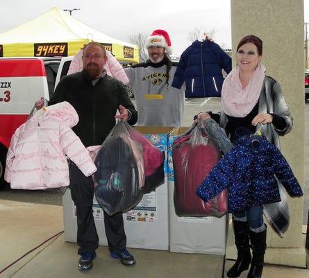 Koats For Kids Donation