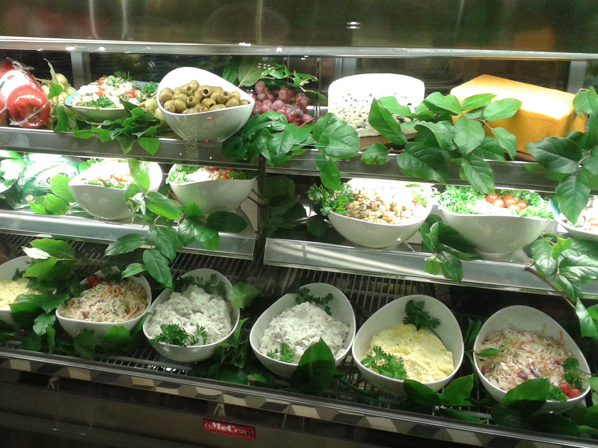 Zelman's Delicatessen will serve salads, sandwiches, soups, appetizers, and all-day breakfast.