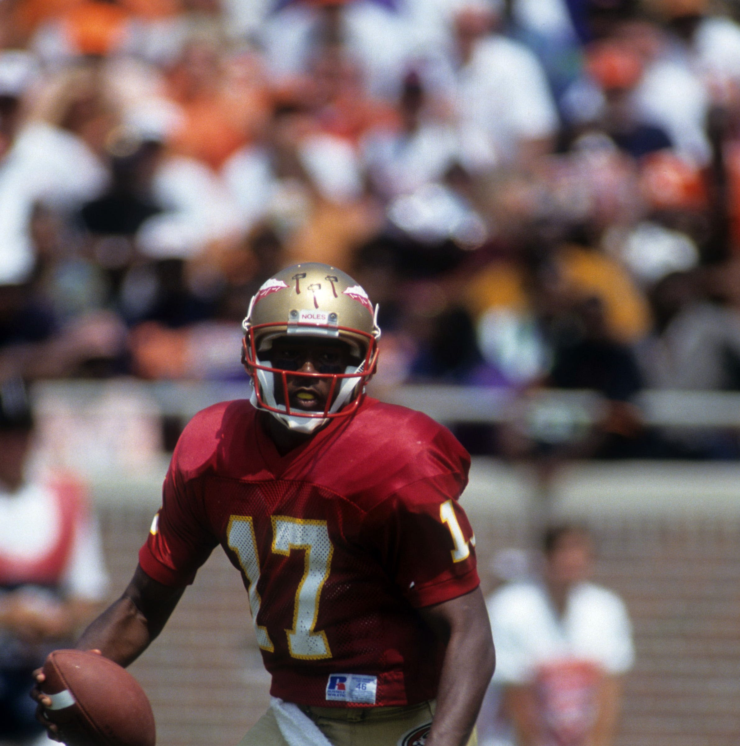 Charlie Ward's Heisman Trophy 25 years ago became historic in many ways: Vilona