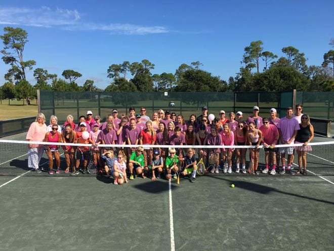 The annual Mougey Serve for a Cause Junior Tennis Tournament is entering its fifth year raising money for local breast cancer patients.