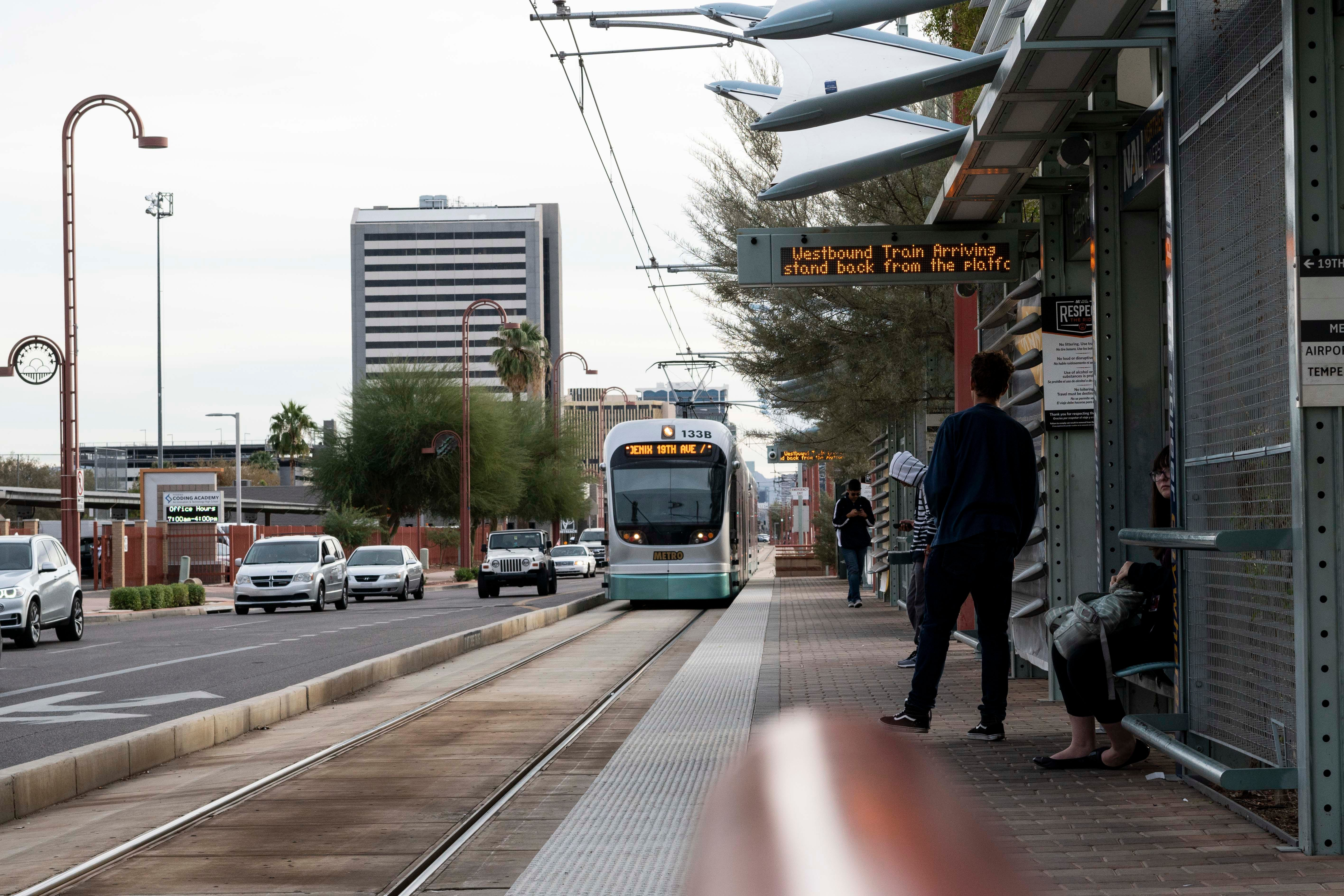 Former Phoenix Mayor Greg Stanton says light rail not only changed the way outsiders think about Phoenix, but it made Valley residents feel differently about their cities.