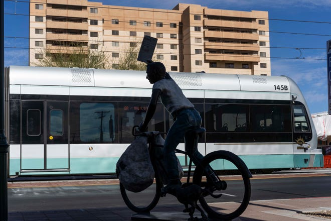 Mesa leaders hope an ASU campus will add vibrancy to its downtown, which already has light rail to make transportation easier for students. The first ASU building is expected to open near Pepper Place and Centennial Way in 2022.