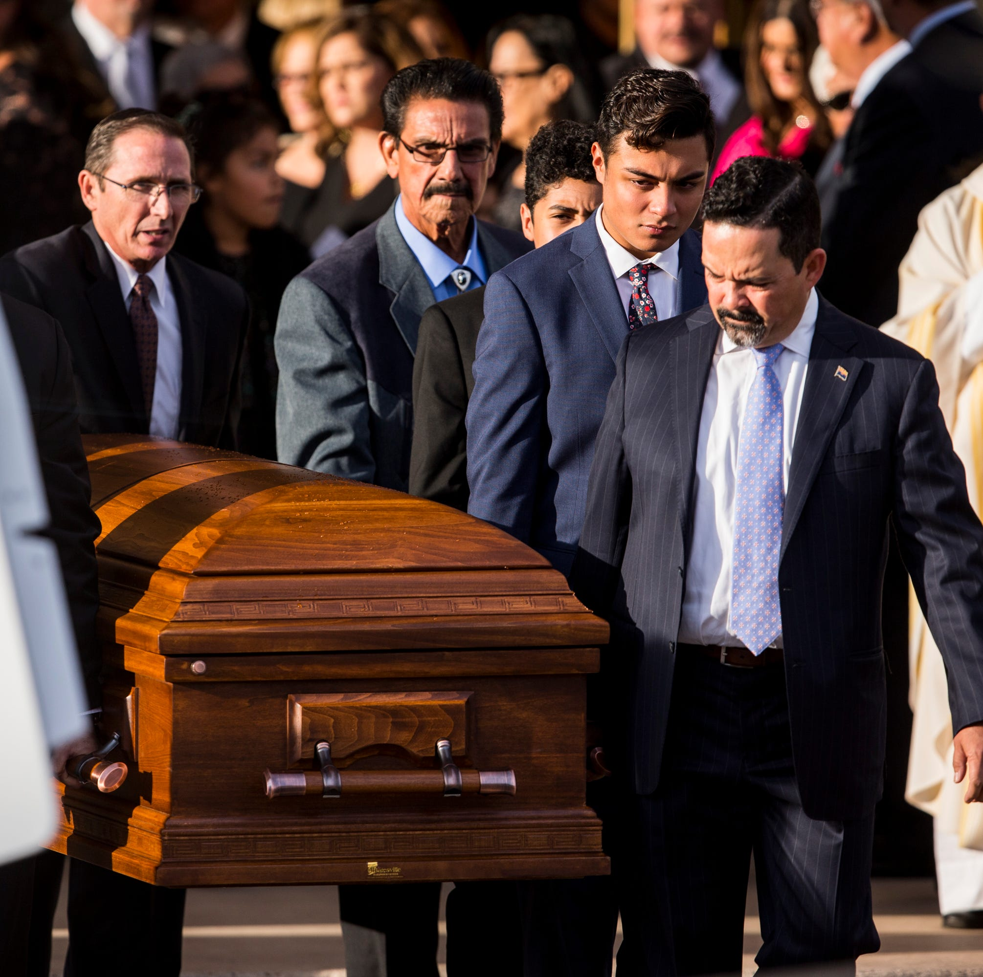 Ed Pastor, Arizona's first Latino congressman, recalled as humble, effective at funeral