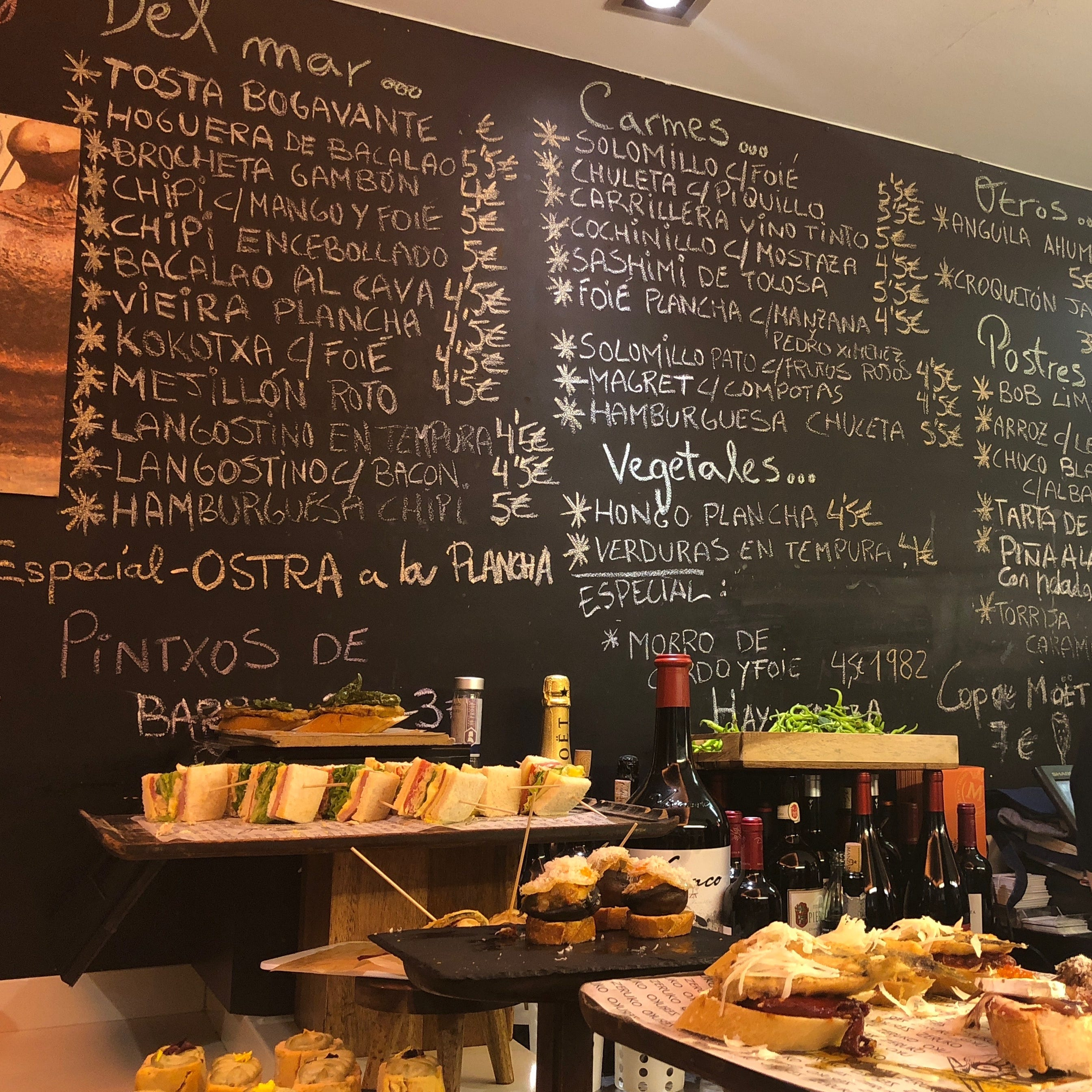 A bar crawl through San Sebastian, Spain, ends in broken glass and questions