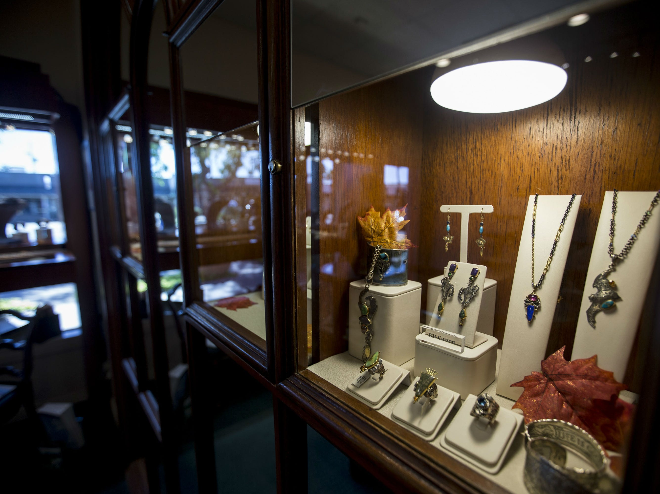 French Designer Jeweler in Scottsdale features handmade and many are one-of-a-kind pieces.