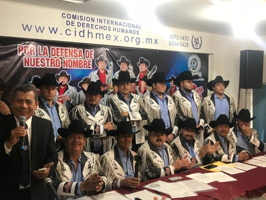 Banda Machos Lavoz