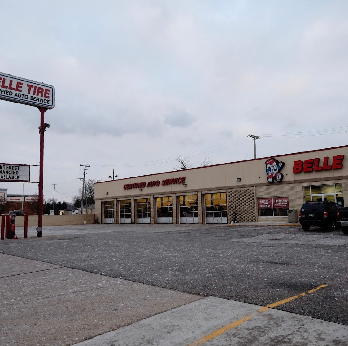Update: Feds sue Port Huron Belle Tire, allege racial harassment
