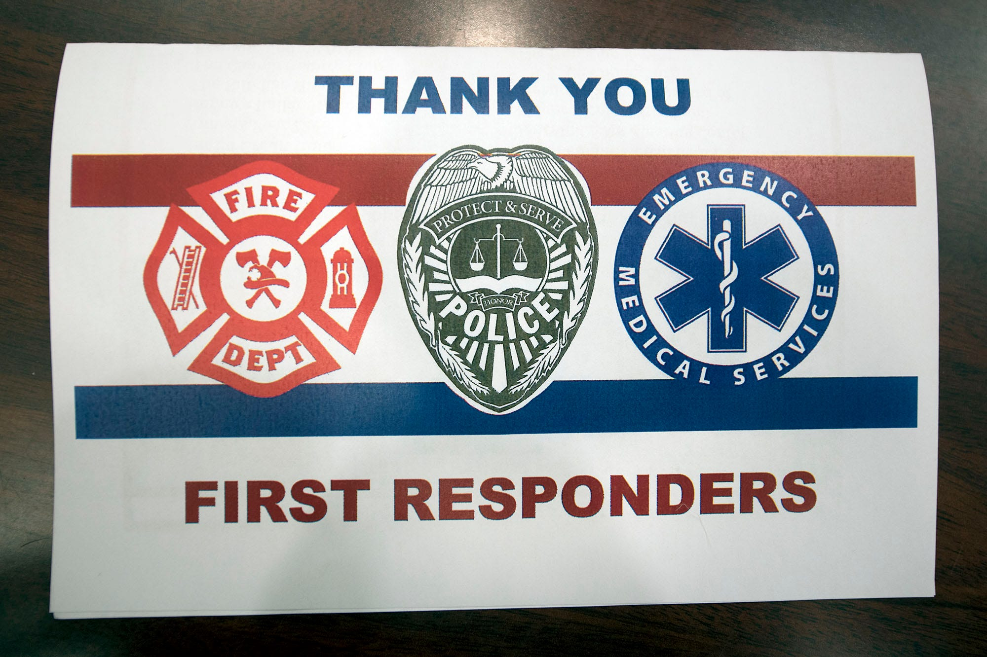 The 11/30 Network is hosting its annual First Responders Appreciation Day on Friday, December 7, 2018. The steering committee visited the Franklin County Sheriff's office and over 35 other first responder stations to deliver care packages.