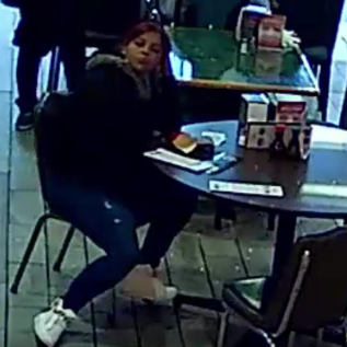 Police: Thief at Chinese restaurant got more than food with her takeout