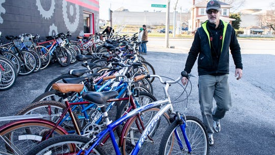 Helping local charities, Gung Ho Bike gives back for the holidays
