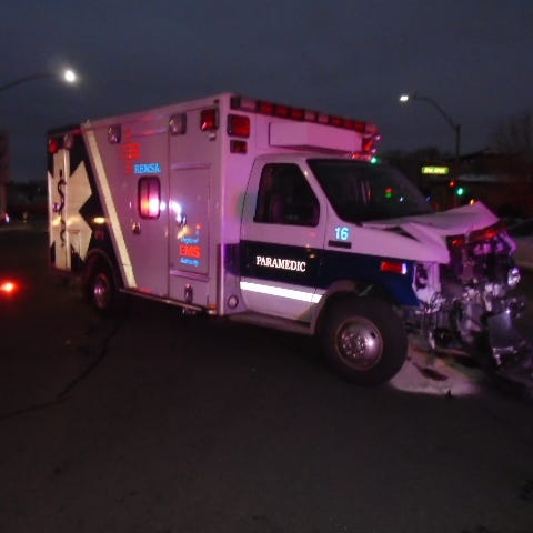 UPDATE: NHP release more details on REMSA ambulance crash
