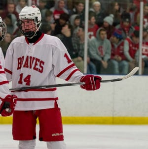 Canandaigua forward Carter McWilliams