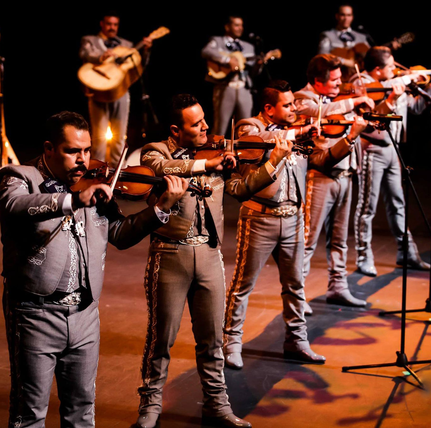 Mariachi los Camperos to play in Redding: 'They have some pipes, man.'