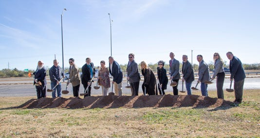 Us 67 Groundbreaking Ceremony 11 26 18