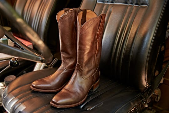 Here are some of the boots from Sarah Ford's Ranch Road Boots Explorer Collection.