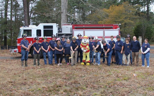 Tasley Vol. Fire Company groundbreaking