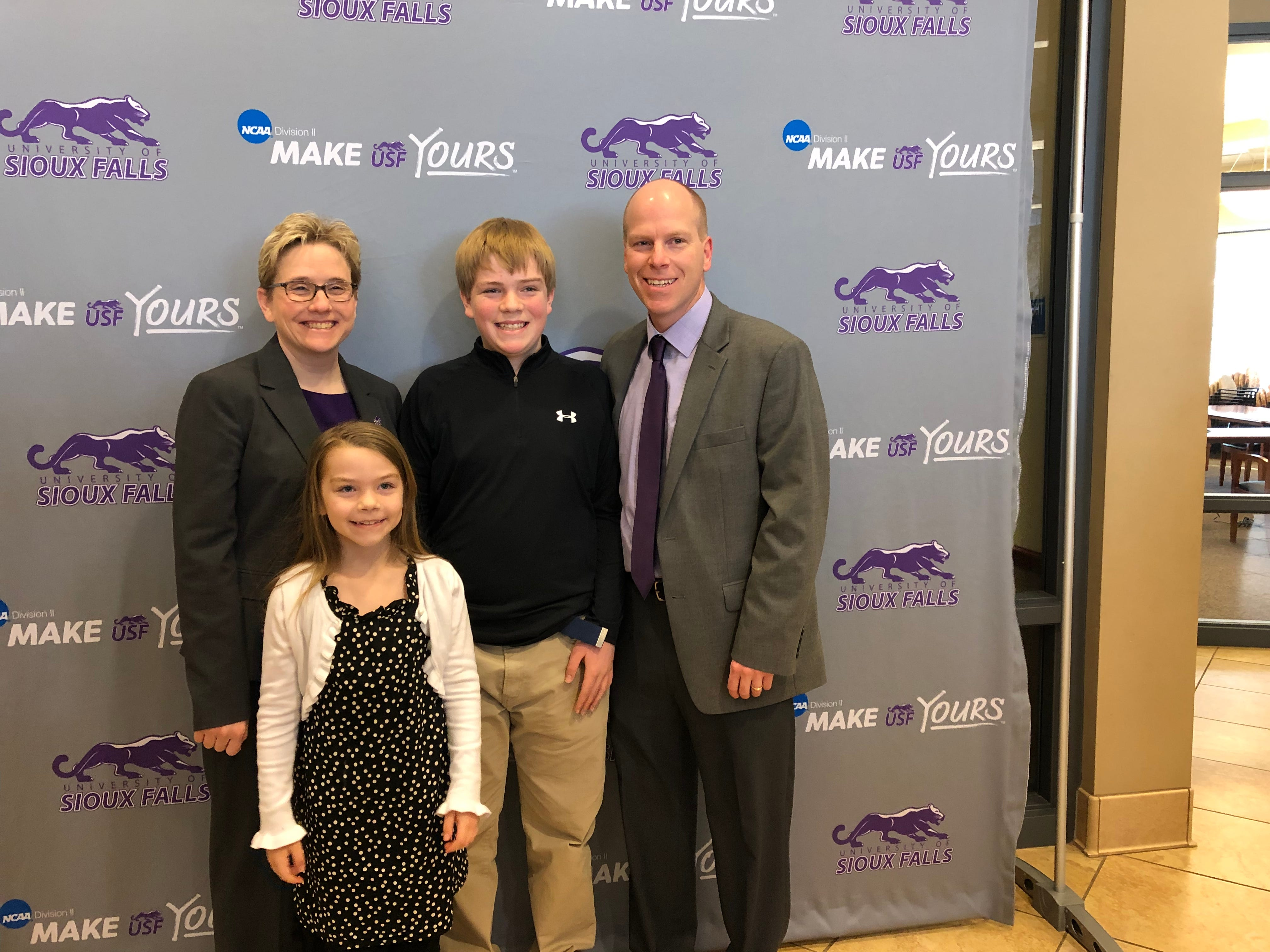 University of Sioux Falls names Pam Gohl next director of athletics