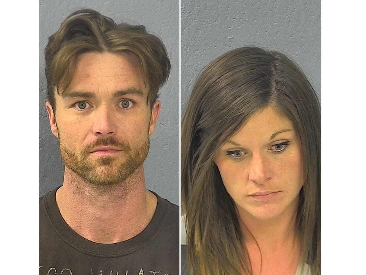 Couple took TVs, liquor from Springfield bar, then left their cell phones inside, docs say