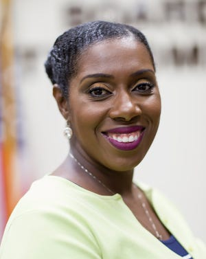 Gadsden County Administrator Dee Jackson.