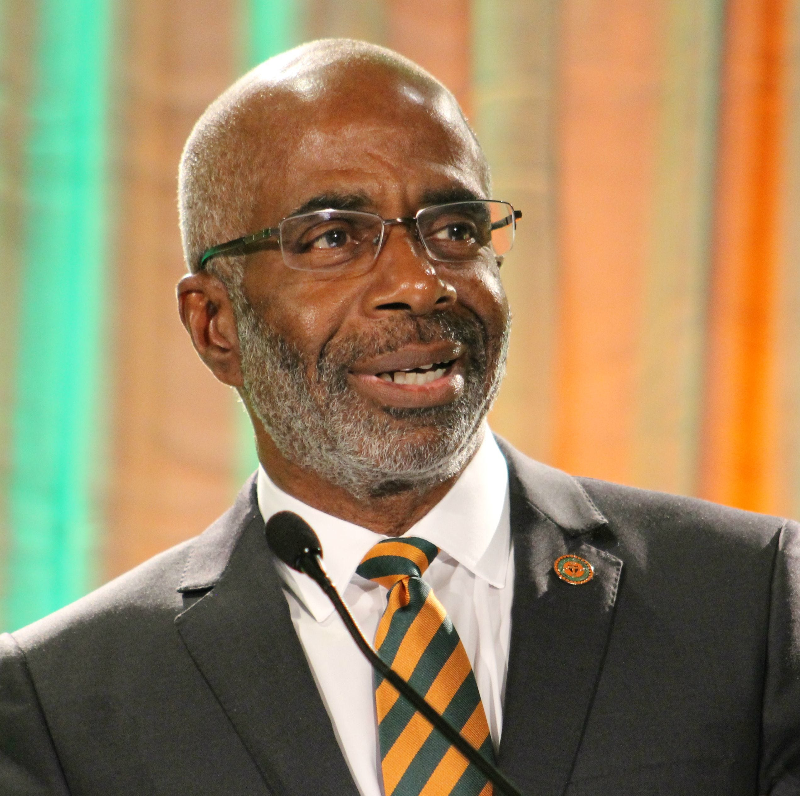 FAMU's Robinson rewarded with raise, performance bonus by trustees
