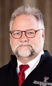Craig Holden,Texas Tech El Paso's  managing director of development.