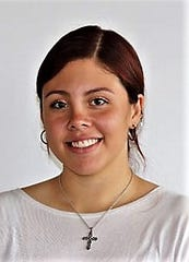 Guadalupe Chao Zambrano, Texas Tech University architecture student.