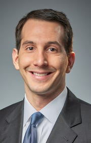 Gregory Martin, new partner at Kemp Smith law firm.
