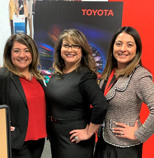 El Paso Businesspeople In The News At Sundt, Texas Tech