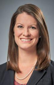Rachel Moreno, new partner at Kemp Smith law firm.