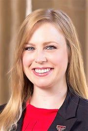 Veronique Masterson, Texas Tech El Paso's managing director for marketing and communications.