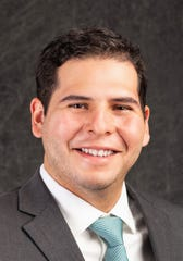 Tello Cabrera, audit manager for El Paso accounting firm SBNG.