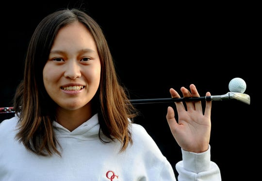 Oaks Christian freshman Charissa Shang, 14, is used to competing — and beating — older competition.