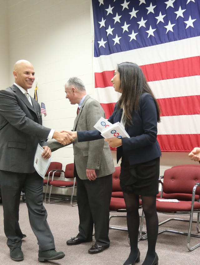 Rockland: 150 residents from 43 countries become citizens