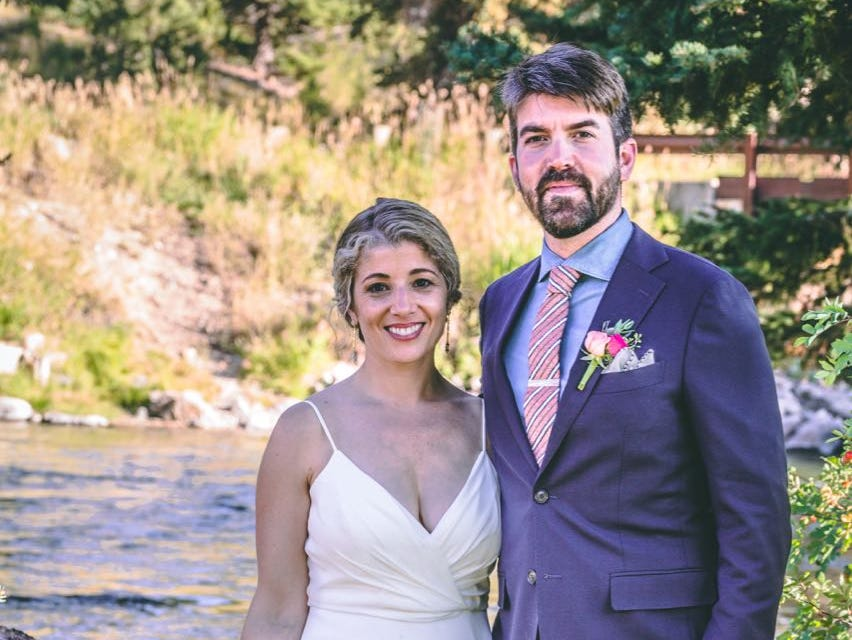 Emily Mannis and Patrick Dougherty/ Sept. 9, 2018