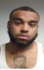Stefon Janey, 26, of Upper Marlboro, Md., has been charged with burglary and theft-related counts.