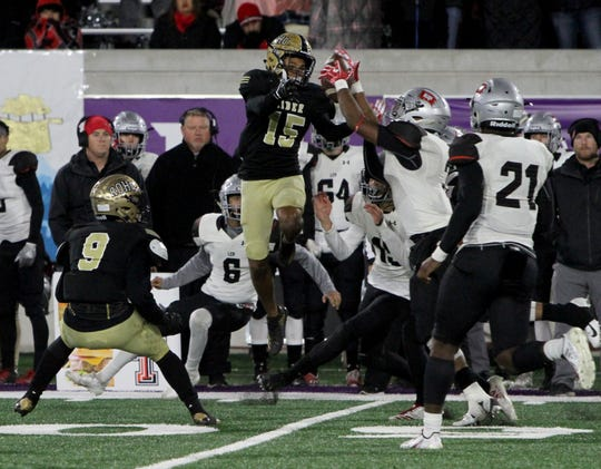 Rider and Lubbock-Cooper are district mates who were picked by Texas Football to collide again in the 5A Division II state quarterfinals.