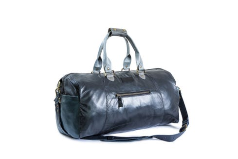 The 'Alaska Airlines Weekender Duffle Bag' is among the items on sale from Looptworks.