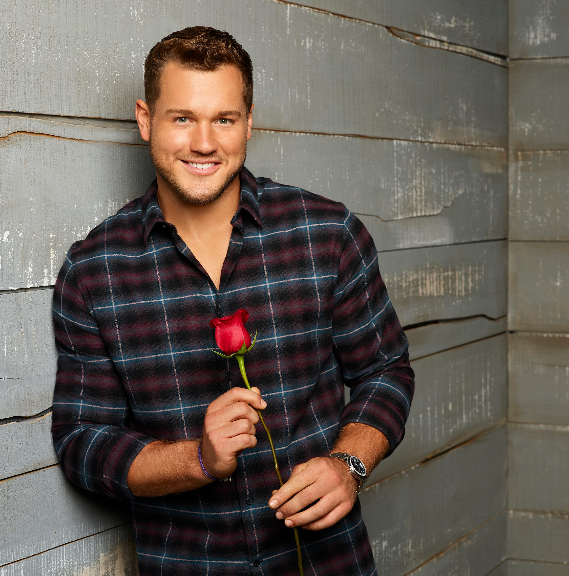 "THE BACHELOR - Colton Underwood burst onto the scene during Season 14 of ""The Bachelorette."" It was his good looks, love for dogs and vulnerability that charmed not only Bachelorette Becca Kufrin, but all of Bachelor Nation. This former NFL player made a play for Becca's heart but was sadly sent home after professing he had fallen in love. Now Colton is back and ready to capture hearts across America yet again when he returns for another shot at love, starring in the 23rd season of ABC's hit romance reality series ""The Bachelor,"" when it premieres in January 2019."