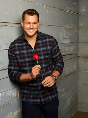 """THE BACHELOR - Colton Underwood burst onto the scene during Season 14 of """"The Bachelorette."""" It was his good looks, love for dogs and vulnerability that charmed not only Bachelorette Becca Kufrin, but all of Bachelor Nation. This former NFL player made a play for Becca's heart but was sadly sent home after professing he had fallen in love. Now Colton is back and ready to capture hearts across America yet again when he returns for another shot at love, starring in the 23rd season of ABC's hit romance reality series """"The Bachelor,"""" when it premieres in January 2019."""
