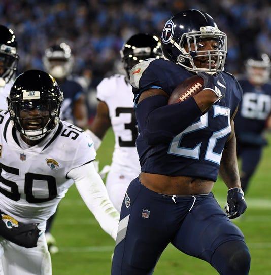 Nfl Jacksonville Jaguars At Tennessee Titans