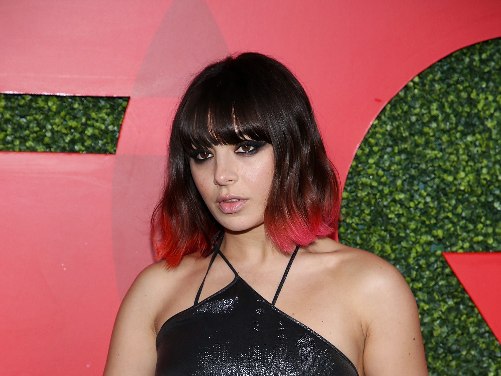 While Charli XCX brought some feminine energy to the event.