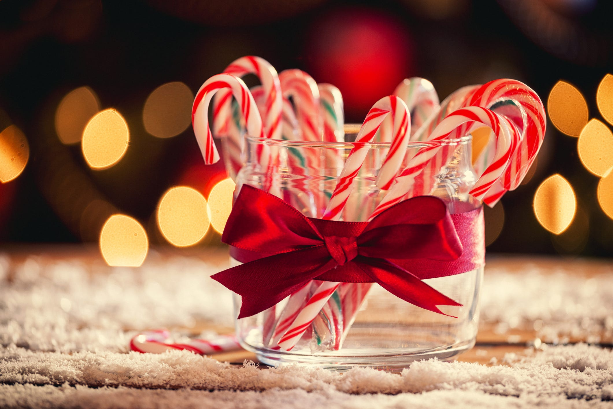 Principal on leave after banning Christmas decorations, including candy canes and reindeer