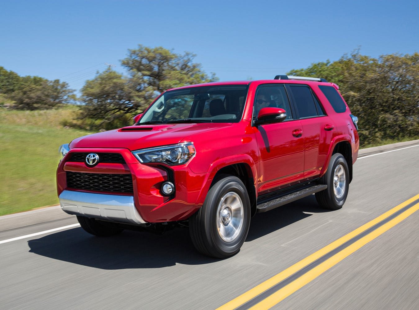 Reliable vehicles:  Toyota 4Runner