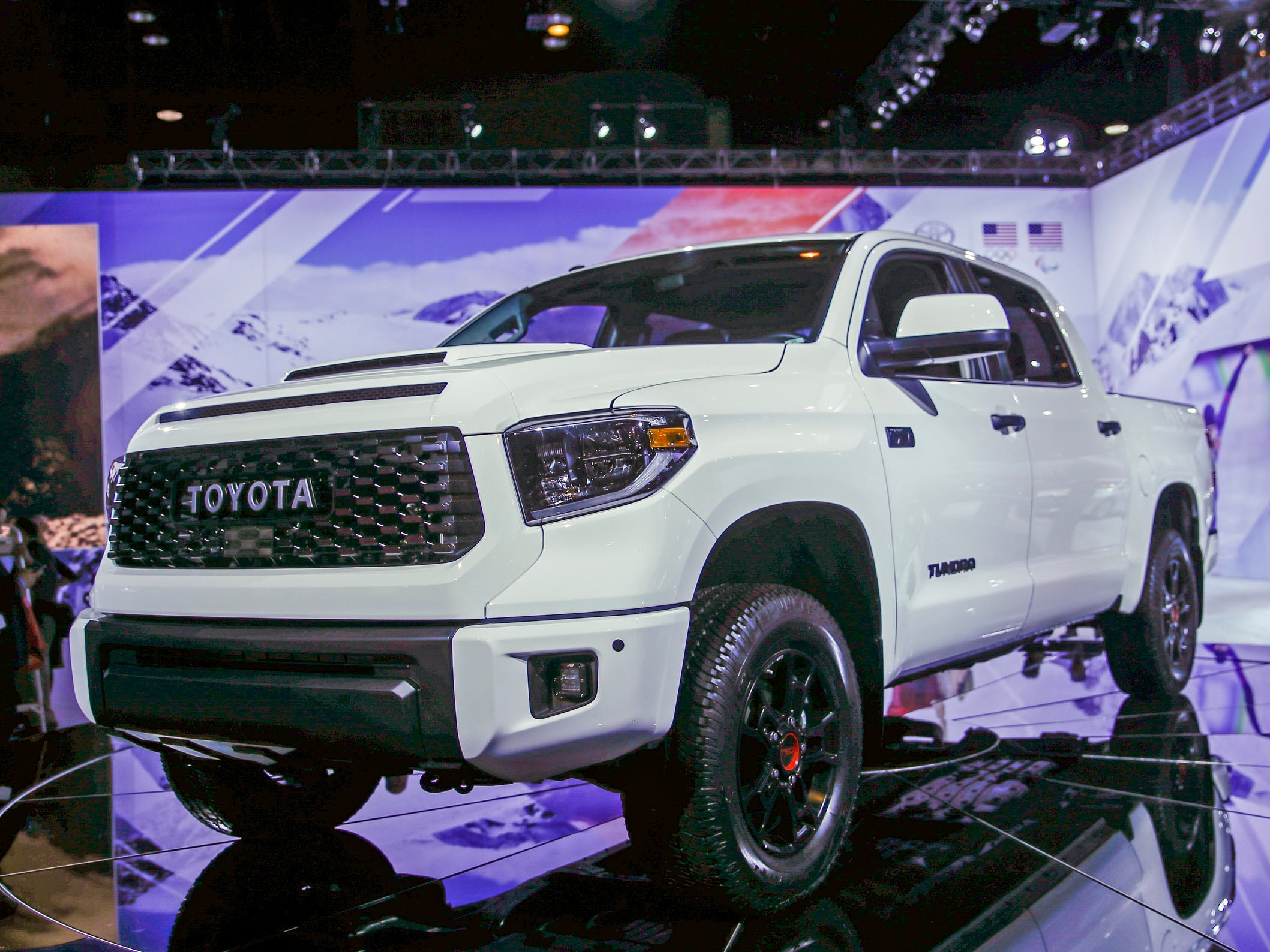 Reliable vehicles:  Toyota Tundra