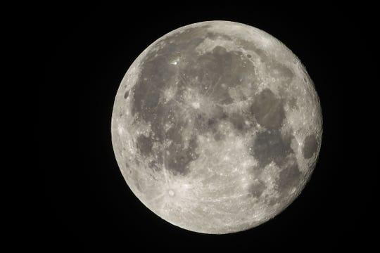 Lunar lights intrigue astronomers.