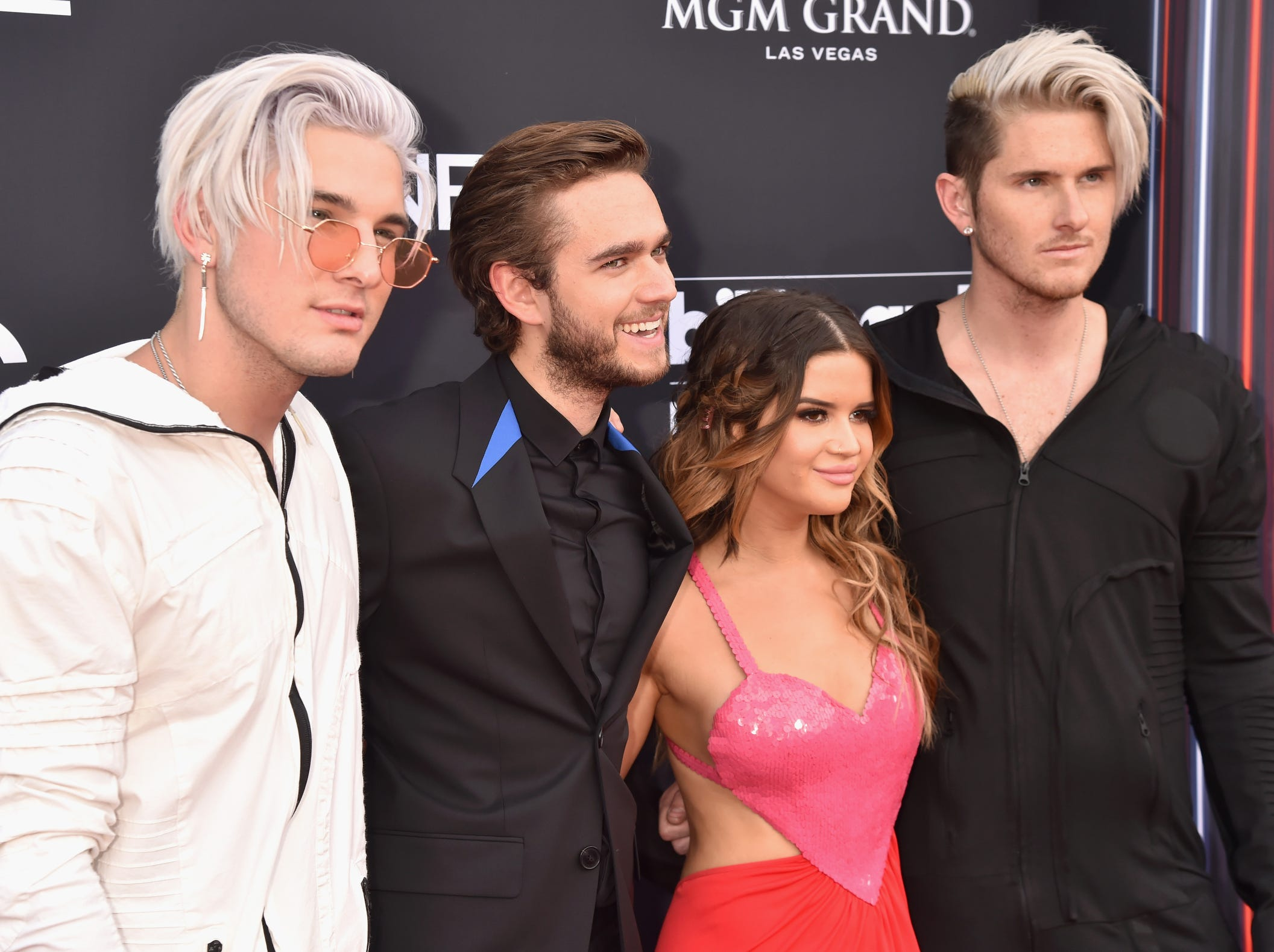 "Record Of The Year:  ""The Middle"" — Zedd, Maren Morris & Grey"
