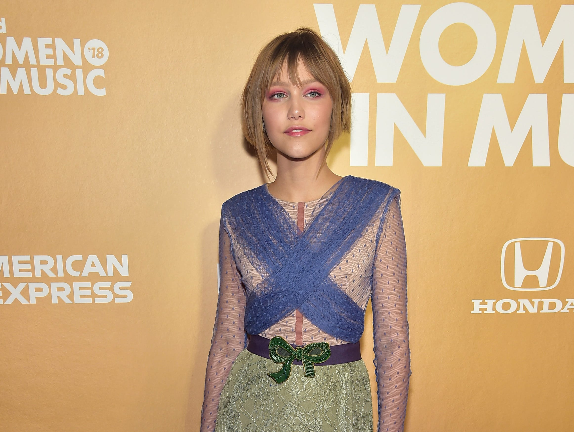 NEW YORK, NEW YORK - DECEMBER 06: Grace VanderWaal attends Billboard's 13th Annual Women In Music Event at Pier 36 on December 06, 2018 in New York City. (Photo by Theo Wargo/Getty Images) ORG XMIT: 775259767 ORIG FILE ID: 1078266184