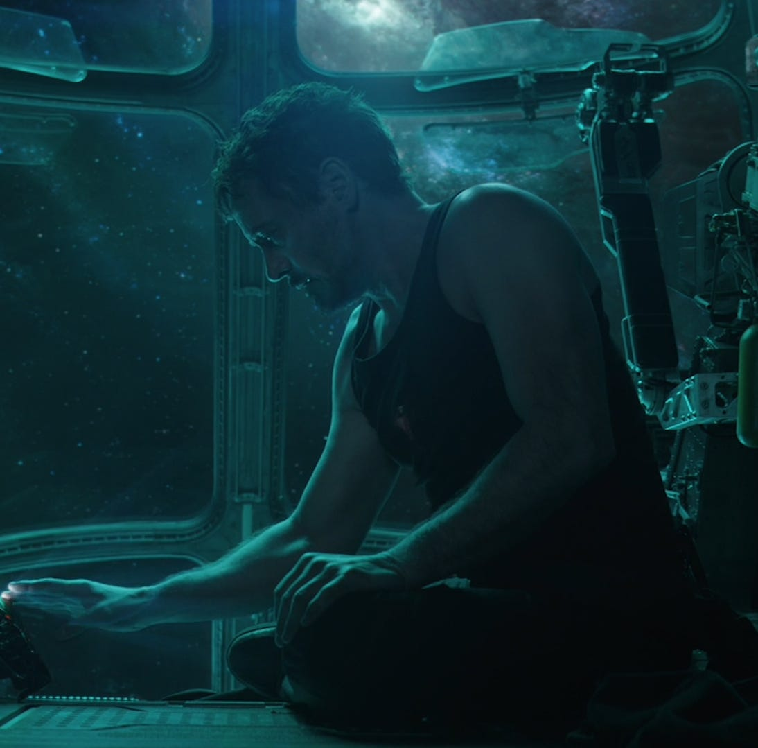 After Marvel releases new 'Avengers' trailer, NASA lends aid to Iron Man Tony Stark