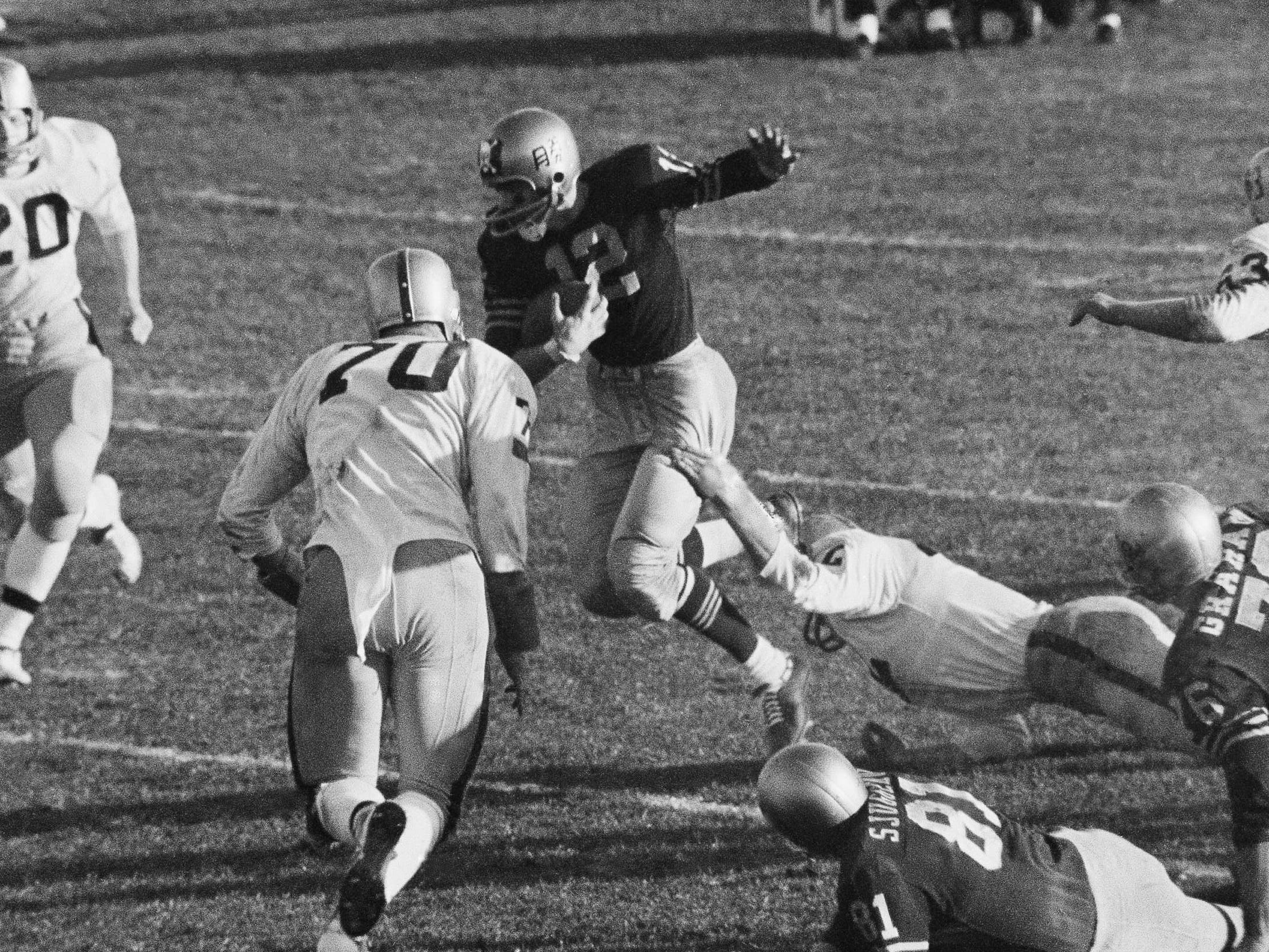 Army-Navy game marked innovation of instant replay 55 years ago